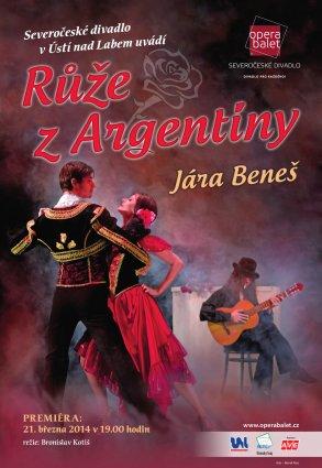Vstupenky Online Růže Z Argentiny Kultura Cz