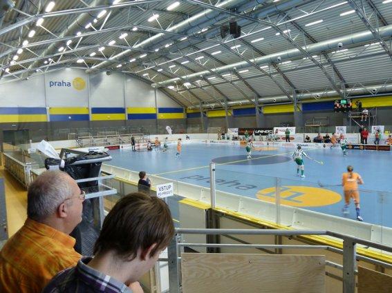 Sportovní hala Jižní Město (Květnového vítězství) - Kultura.cz 254e9297fd