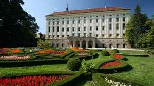 Nejkrásnější zámecké zahrady a parky v Čechách.